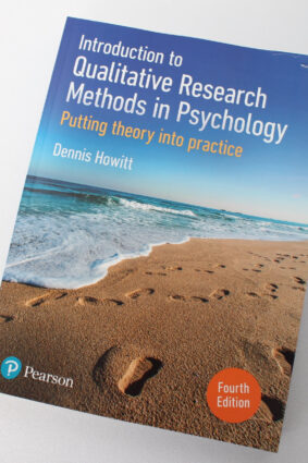 Introduction to Qualitative Research Methods in Psychology: Putting Theory Into Practice  ISBN: 9781292251202