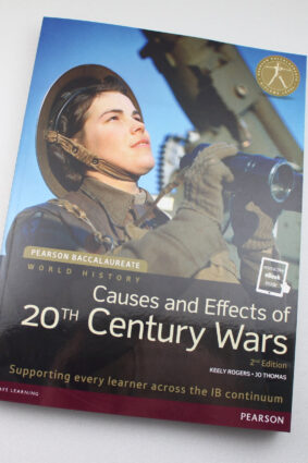 Pearson Bacc Hist: Causes 2e bundle (2nd Edition) by Jo Thomas and Keely Rogers ISBN: 9781447984153