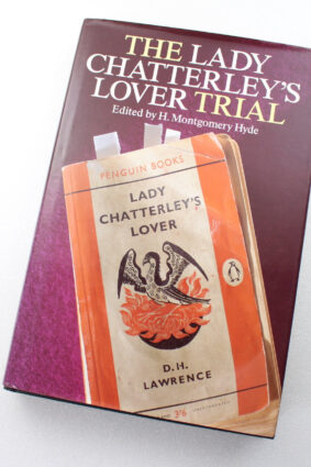 Lady Chatterley's Lover Trial: Regina Versus Penguin Books Ltd. by H.Montgomery Hyde ISBN: 9780370311050