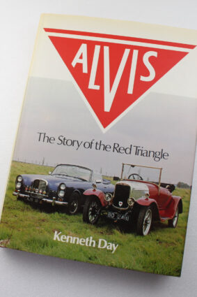 Alvis: The story of the red triangle by  Kenneth Day ISBN: 9780856140631