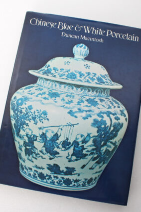 Chinese blue and white porcelain by Duncan Macintosh ISBN: 9780715374344