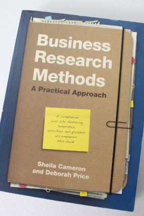 Business Research Methods: A Practical Approach (UK Higher Education Business Management)  ISBN: 9781843982289